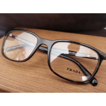Oprawka okularowa PRADA męska