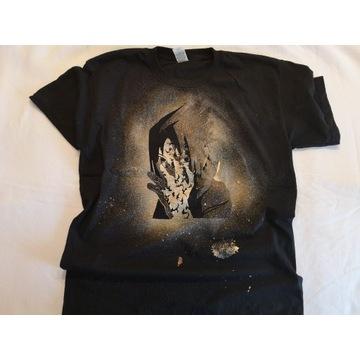 Reverse Dye, Sasuke - nowa koszulka rozmiar M