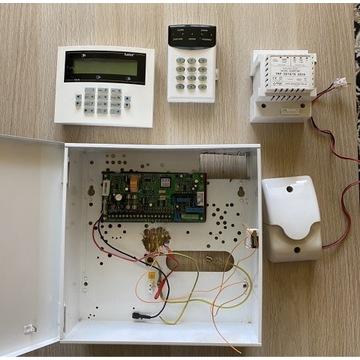 System alarmowy Satel CA-5 zestaw