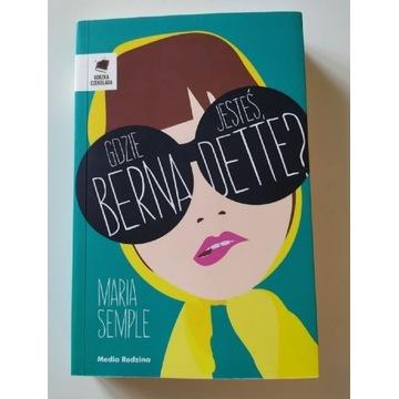 Gdzie jesteś Bernadette? - książka