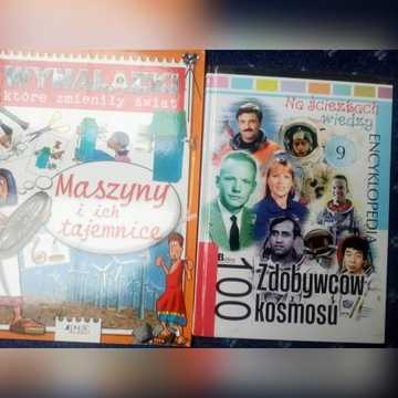 100 ZDOBYWCÓW KOSMOSU I MASZYNY I ICH TAJEMNICE