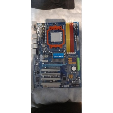 Płyta Główna Gigabyte GA-M720-US3 + PROCESOR