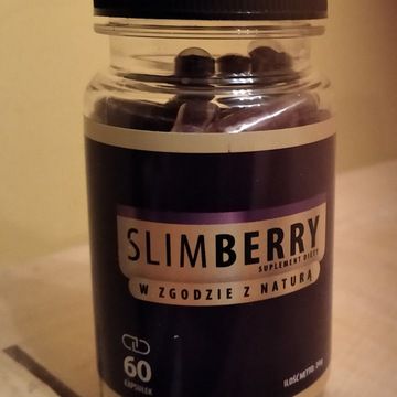 Slimberry suplement diety