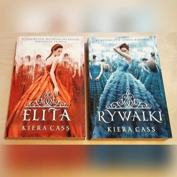 Kiera Cass - Rywalki i Elita