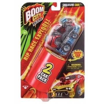 Boom City Racers, auto z wyrzutnią