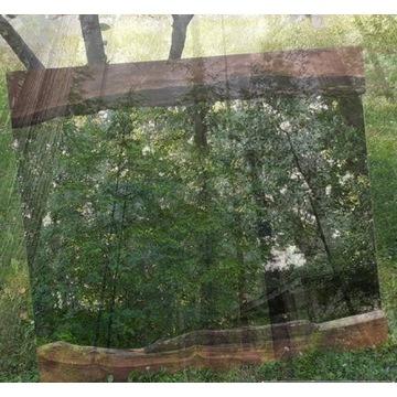 Monolit Lustro Loft lite drewno