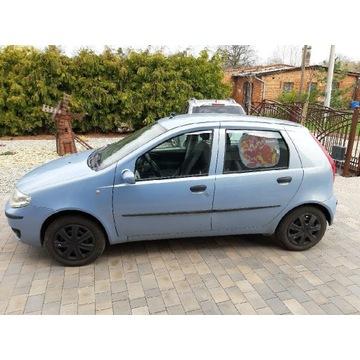 Fiat Punto 1,2 Activ