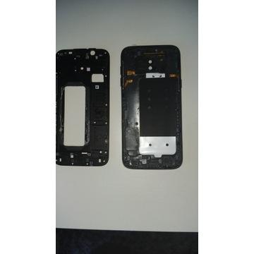 Tylna obudowa plastikowaczarny,ramka Samsung j530f