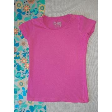 Różowa koszulka MORAY