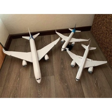 Samoloty- Boeing 777,Boeing 737 max 8,Boeing 777 X