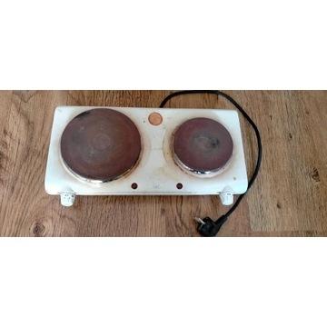 Kuchenka elektryczna dwupalnikowa PŁYTA na prąd