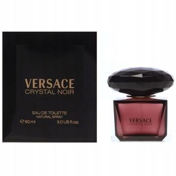 Versace Crystal Noir - Edt - 90 ml folia