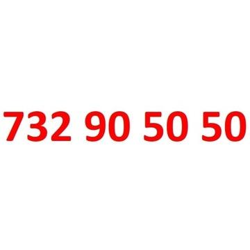 732 90 50 50 starter play ładny złoty numer