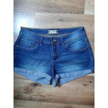 Nowe szorty dżinsowe  Terranova r. 36 s