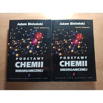 Podstawy chemii nieorganicznej - Adam Bielański