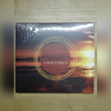 In Search Of Sunrise 14 (Schulz, Moor, Dresden)3CD
