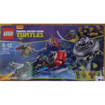 LEGO Teenage Mutant Ninja Turtles 79120 NOWE