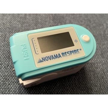 Pulsoksymetr Novama Respire Blue z Bluetooth