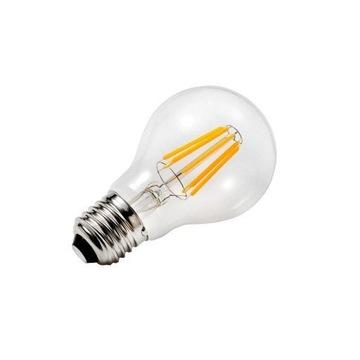 Żarówka LED E27 Filament 4W Edison Ozdobna Ciepła