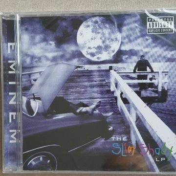 CD Eminem - Slim Shady LP. Folia.