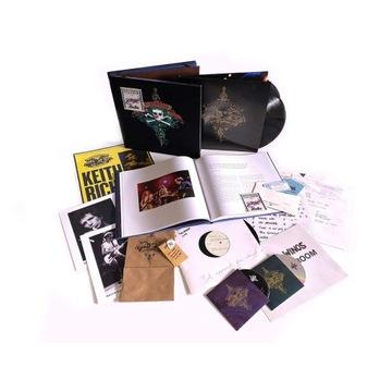 KEITH RICHARDS - Live At The Hollywood Pall BOX