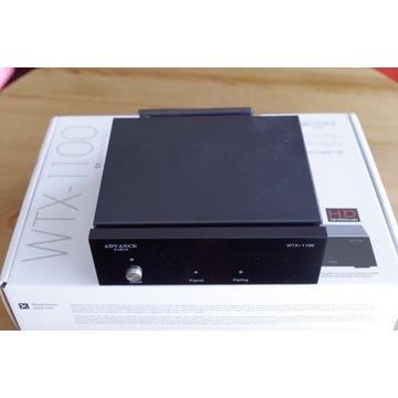 ODBIORNIK AUDIO BLUETOOTH ADVANCE PARIS WTX-1100