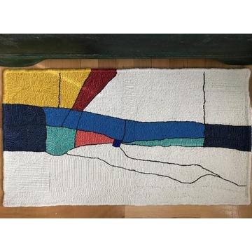 Kilim, dywanik, naturalny, ozdoba na ścianę, obraz