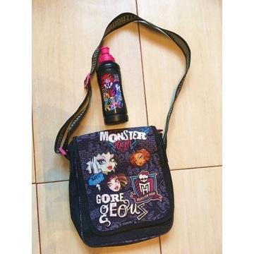 Torba Monster High + bidon GRATIS