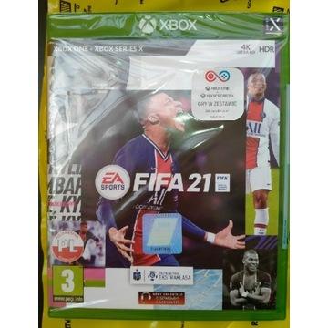 FIFA21  XBOX ONE  Series X/S