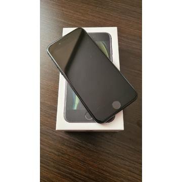 APPLE   Iphone SE 2020   64GB Black   Jak NOWY