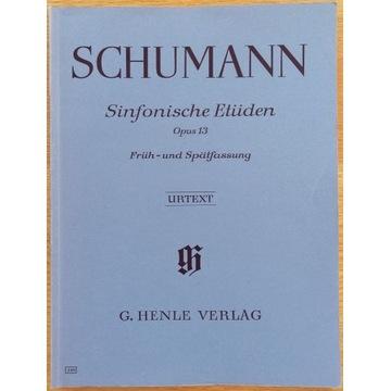 "SCHUMANN ""Sinfonische Etüden"" Opus13"