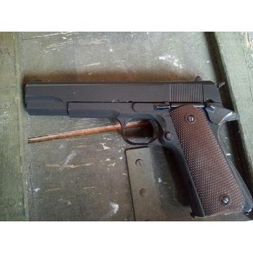 Colt 1911 green gas full metal
