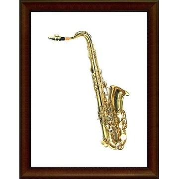 Nowy niemiecki saksofon tenorowy OASSA M201