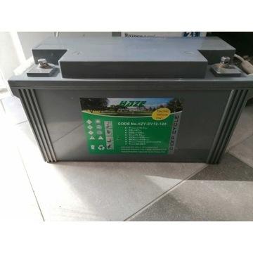 Akumulator HAZE HZY EV 12-120 / 12V-120AH