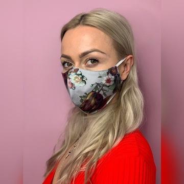 Piękna maseczka Fashion, StreetWear! JAKOŚĆ maska