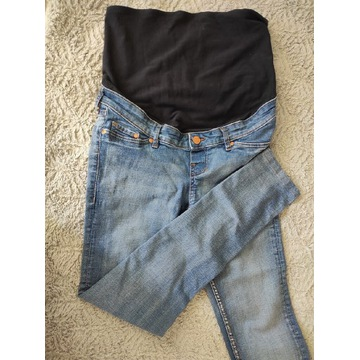 Spodnie ciążowe h&m M