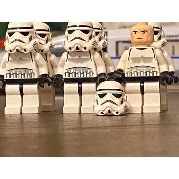 Lego Star Wars figurki szturmowców / stormstooper