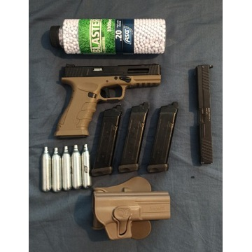 APS XTP Xtreme Training Pistol CO2