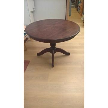 Elegancki Stół okrągły rozkladany