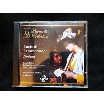 Donizetti Lucia di Lammermor Scotto Pavarotti OPD