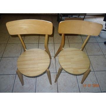 Krzesła styl retro