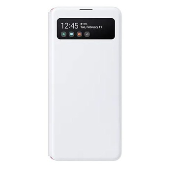 Etui S View Wallet SAMSUNG A41 EF-EA415PWEGEU