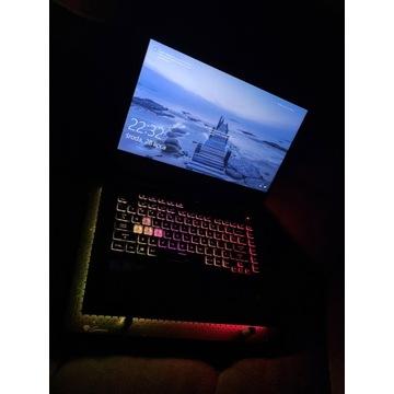 Laptop Asus Rog Strix G531G + podkładka Genesis