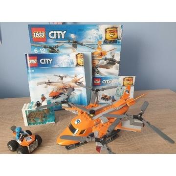 Lego City 60193 Transport arktyczny