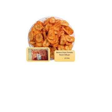 Banana chips indyjska przekąska 0,5 kg
