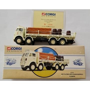 Corgi Classics Limited Edition ERF Flatbed 1:50
