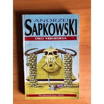 Sapkowski - Oko Yrrhedesa gra wyobraźni fabularna