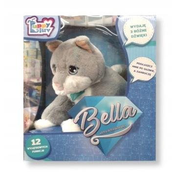 Kotek interaktywny Bella 11 funkcji
