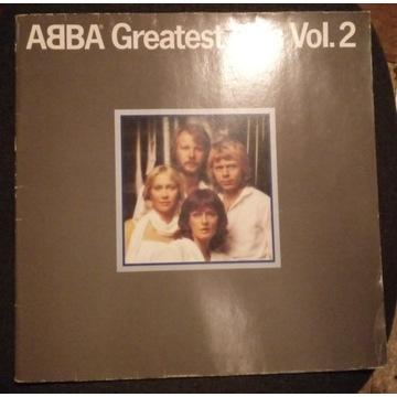 Winyl Abba, GREATEST HITS VOL. 2