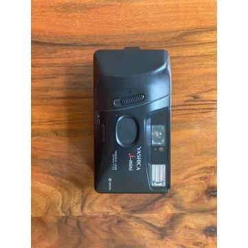 aparat kompaktowy YASHICA j-mini